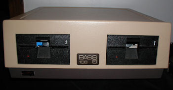 BASIS 108 Apple II Clone Computer
