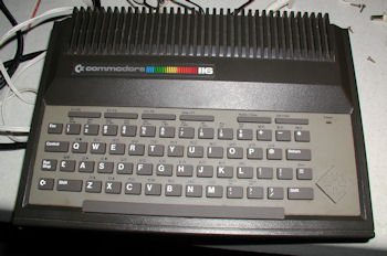 Commodore C-116 Computer