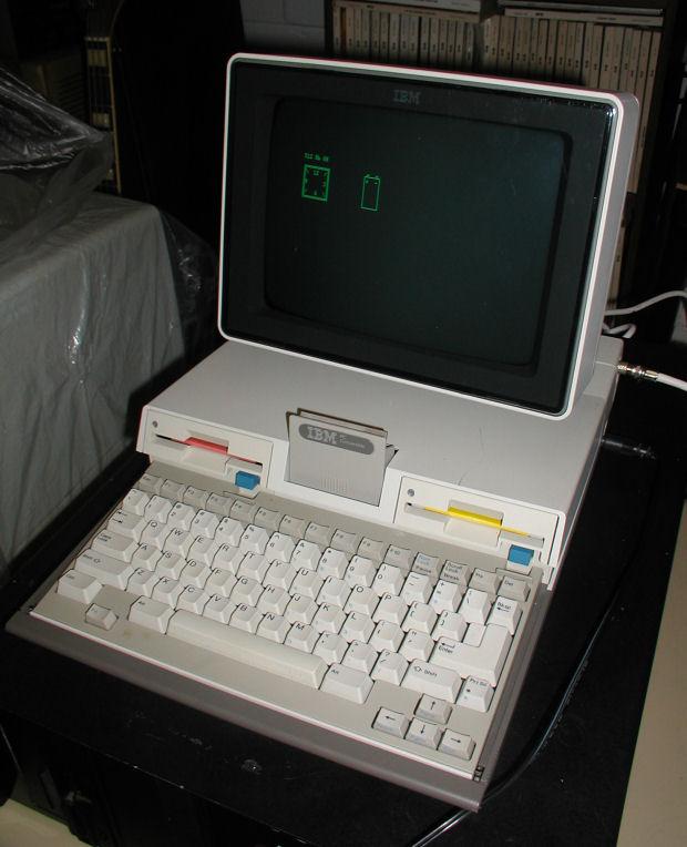 Vintage Computer Photos subject: ibm 5140 - vintagecomputer
