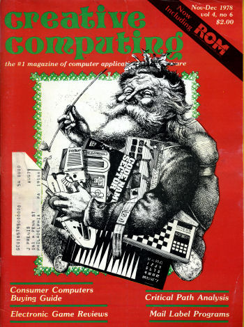 Creative Computing Nov-Dec 1978