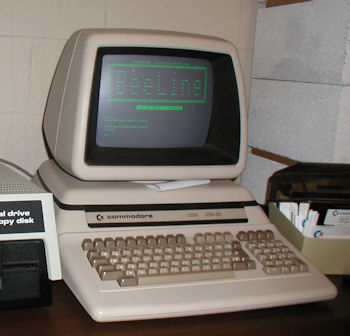 Commodore B Series BeeLine Terminal Software