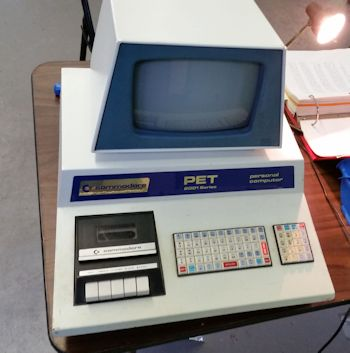 Commodore PET 2001-8
