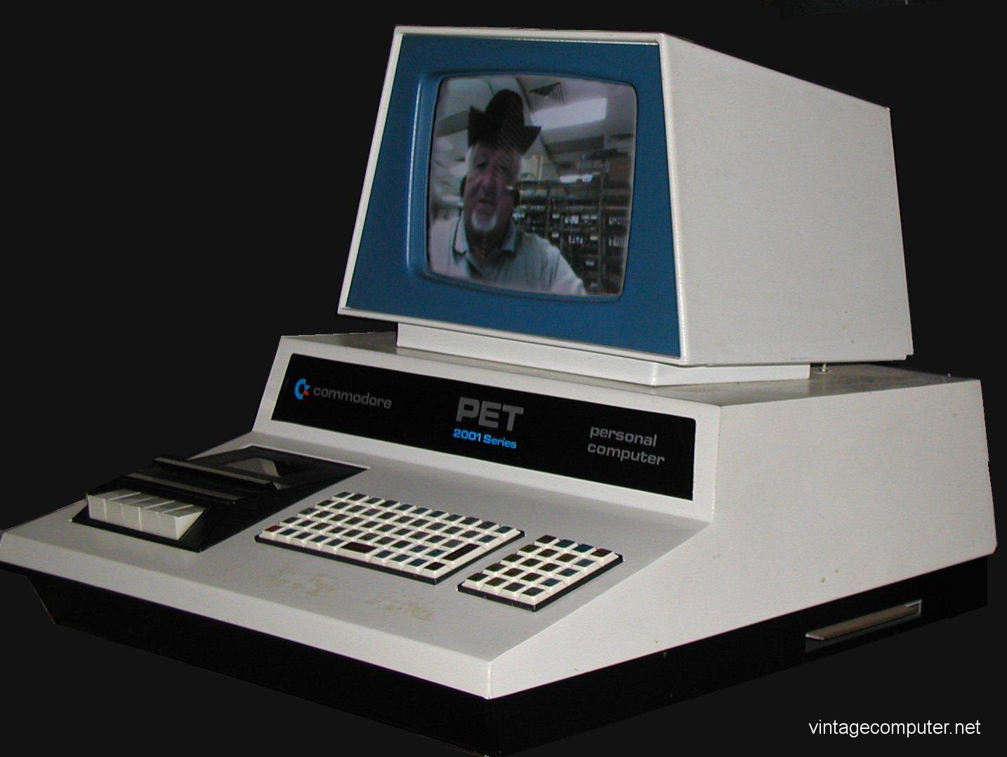 VintageComputer.net - Commodore PET 30th Anniversary |