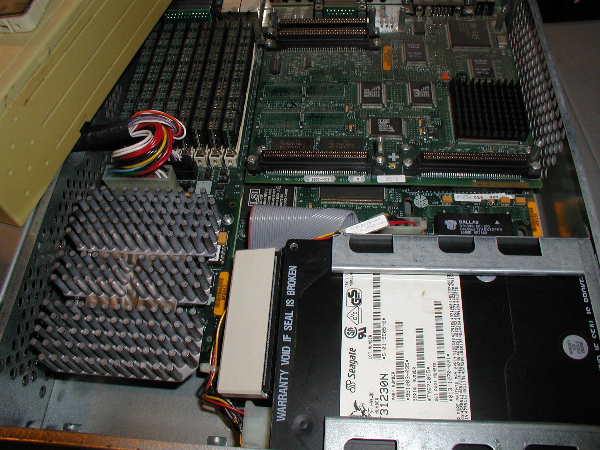 Vintage Computer Photos subject: SGI Indy - vintagecomputer