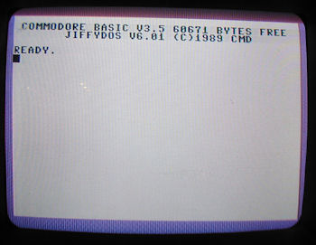 Commodore JiffyDOS for Plus/4 and other 264 /TED machines