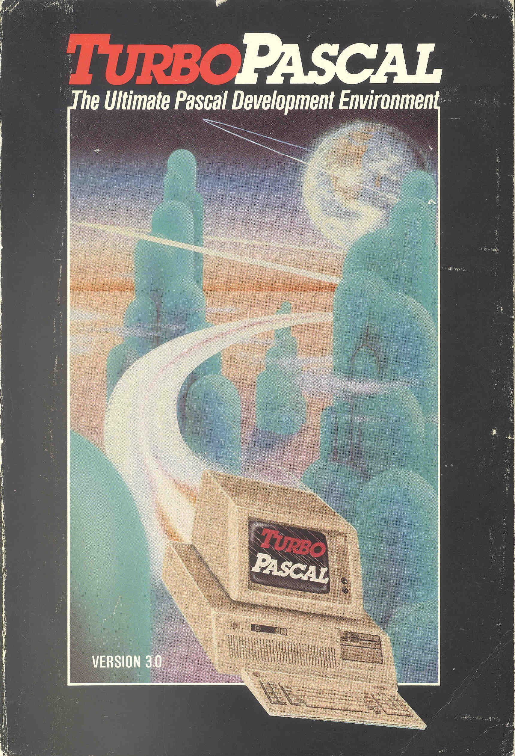 Turbo Pascal 7 for Windows 7 /1 & Windows 10 [32bit
