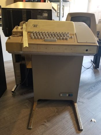 Teletype Model ASR 33