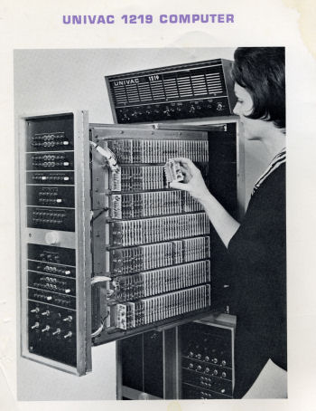 Military Time Clock >> VintageComputer.net - Univac 1219 | Commodore 116 | Altair